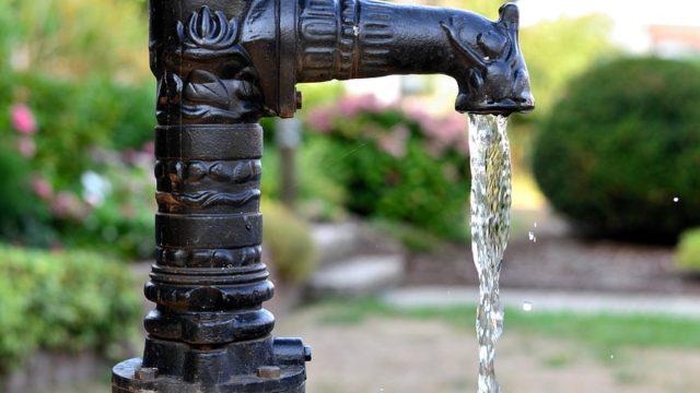 地下水汚染と飲用井戸