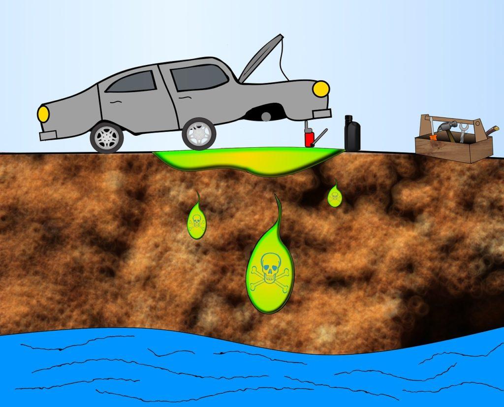 特定有害物質を含む地下水が到達し得る『一定の範囲』の考え方(Appendix-1)の解説